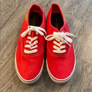 Levi's canvas sneaker
